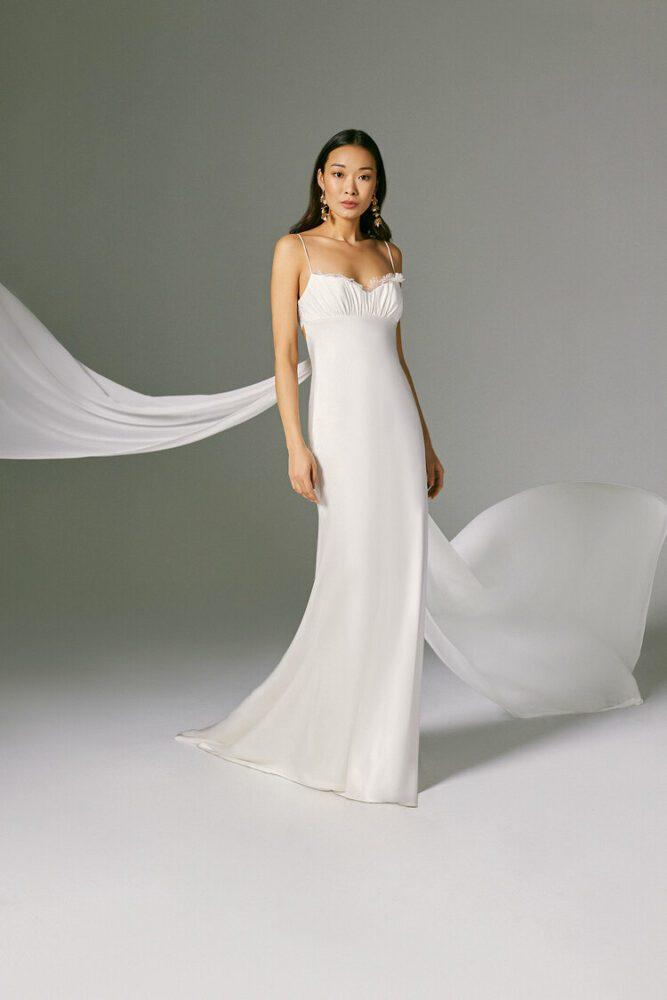 Lucia gown by Savannah Miller