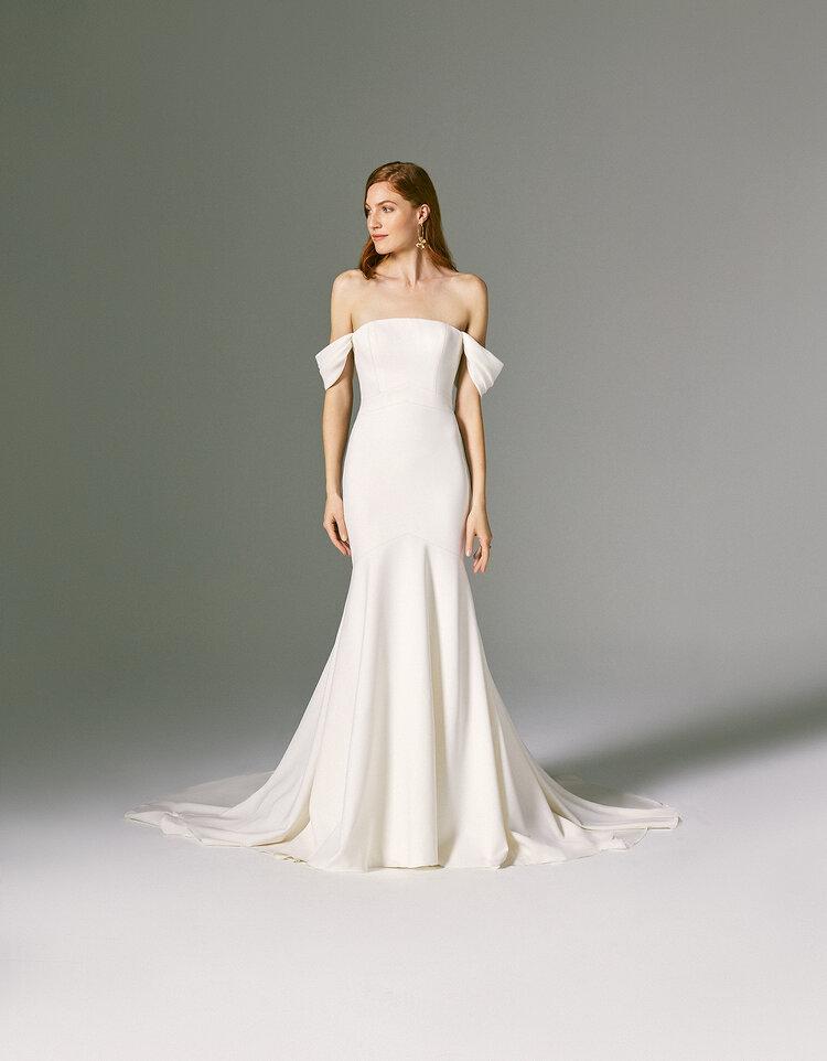 Rose gown by Savannah Miller