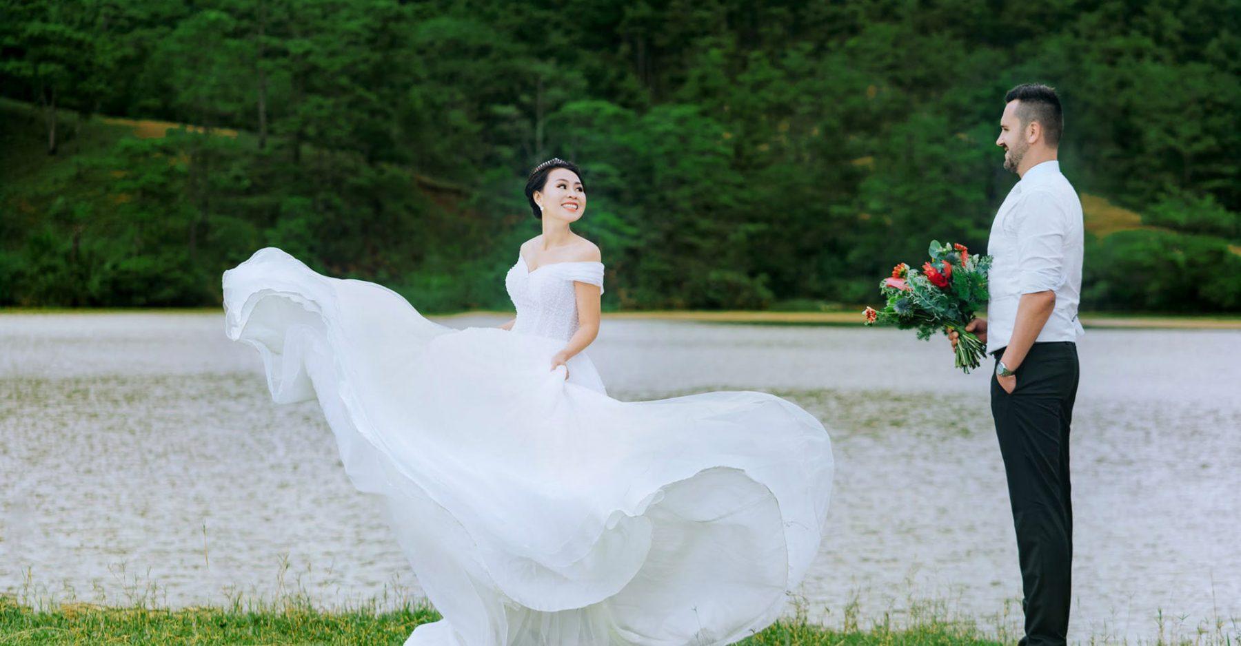 nearly newlywed wedding dress guide