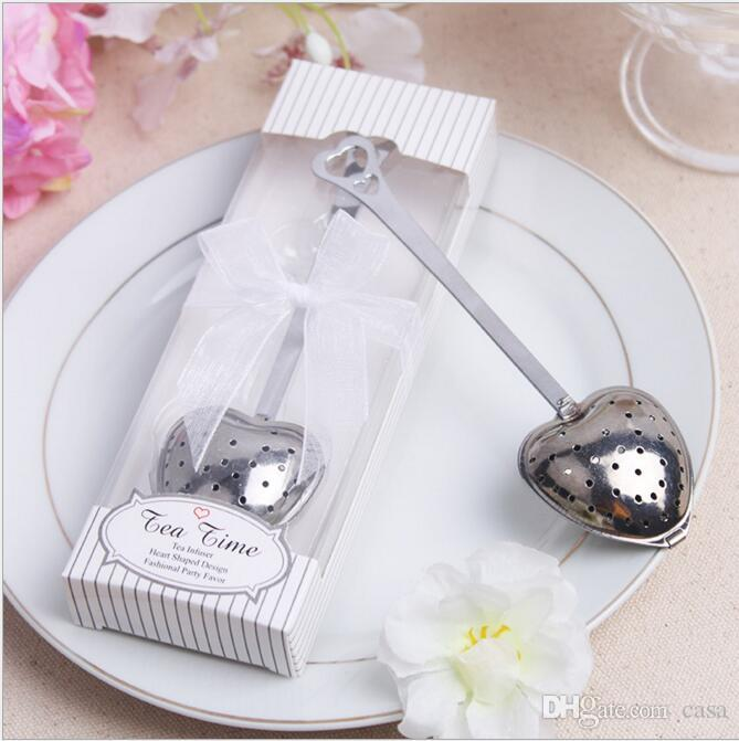 tea infuser wedding favors