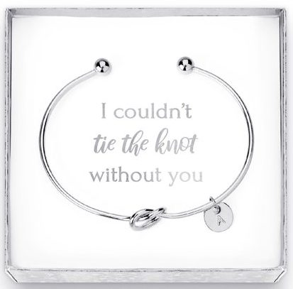 Personalized wedding thank you Bracelets