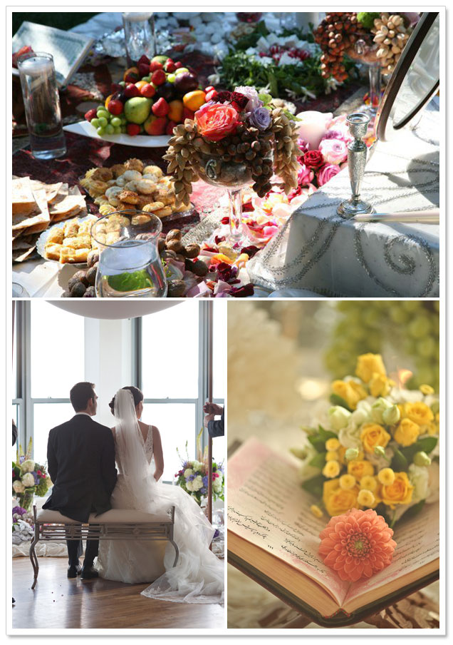 Cultural Wedding Trends: Sofreh Aghd