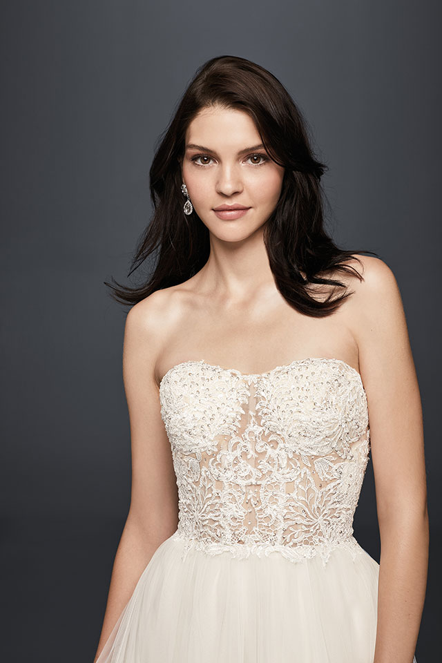 Trending: Spring 2017 Galina Signature Collection for David's Bridal