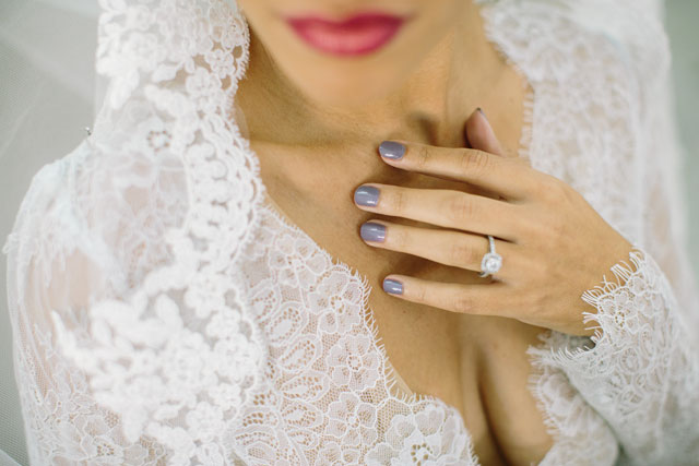 An airy and ethereal farmhouse bridal inspiration shoot with a Serenity blue gown by Ellen Ashton Photography