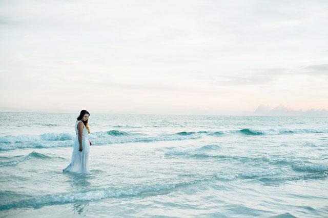 A gorgeous boho bridal styled shoot on the Emerald Coast of Florida by Sara-Lane & Stevie