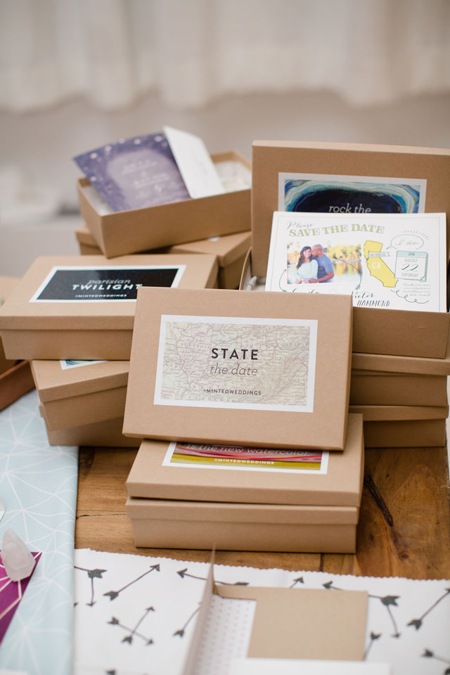 Aisle Society Debut Sponsored by Minted #aislesocietydebut | Jessica Haley Photography: http://jessicahaley.com