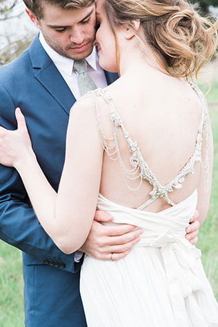 An ethereal styled shoot in Seattle that is a nod to Pride and Prejudice by Annemarie Kelley Photography