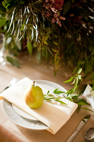 An elegant autumn harvest wedding inspiration shoot at Beecher Hill House // photos by Atlas & Elia Photography: http://blog.atlasandelia.com    see more on https://blog.nearlynewlywed.com