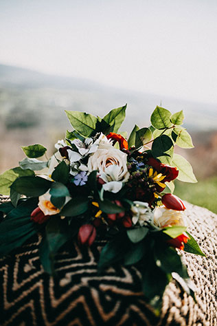 A moody jewel-toned bohemian wanderlust inspired elopement by Bethel Ann Photography