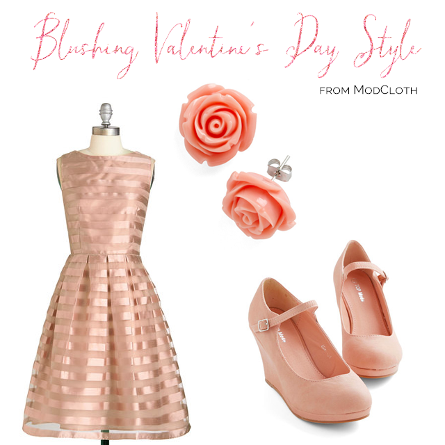 Flirty Valentine's Day Style from ModCloth
