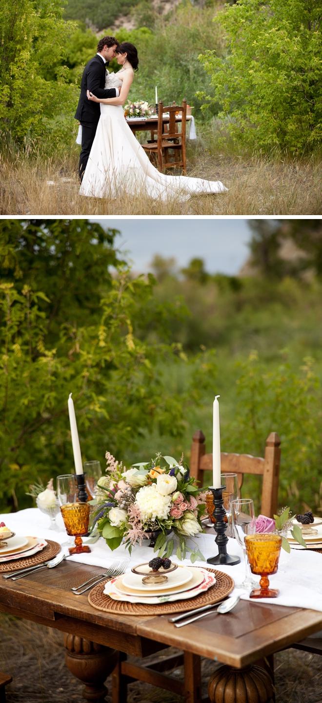 Autumn Wedding Inspiration Shoot by Breanna McKendrick Photography