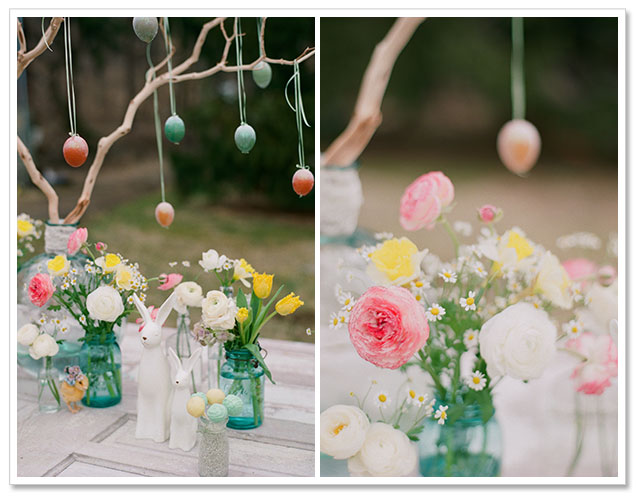 Pastel Spring Inspiration by Carmen Santorelli Photography on ArtfullyWed.com