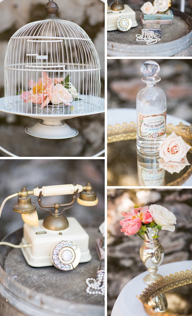 Downton Abbey Wedding Inspiration by Claire Dobson Photography on ArtfullyWed.com