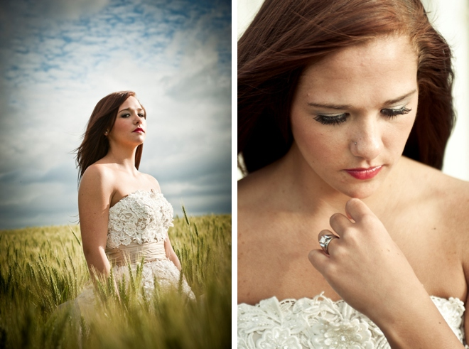 Cherry Coca-Cola Inspiration Shoot by David A. Barss and Perfect Planning Weddings + Events