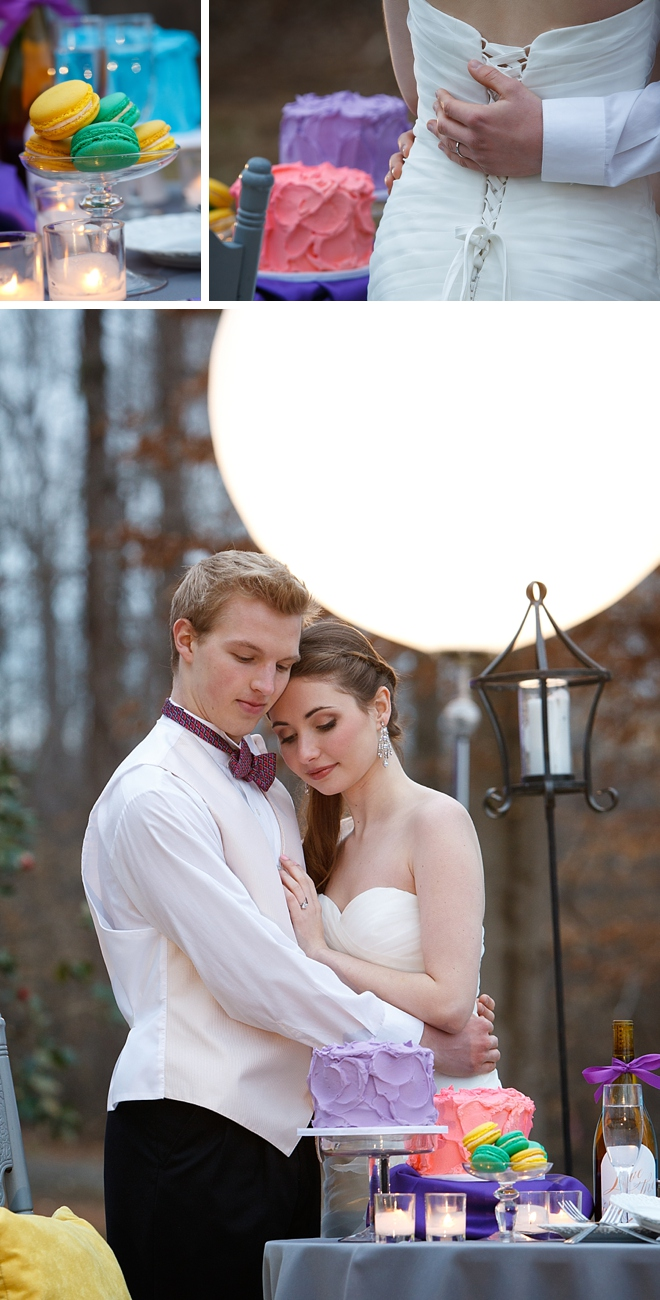 Whimsical Wedding Inspiration by Fort Mill Photography on ArtfullyWed.com