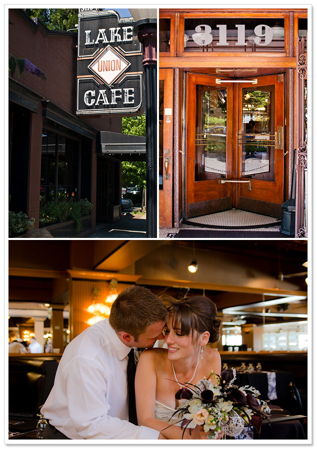 Hidden Gems of Seattle Styled Shoot by Genesis Ann Photography on ArtfullyWed.com