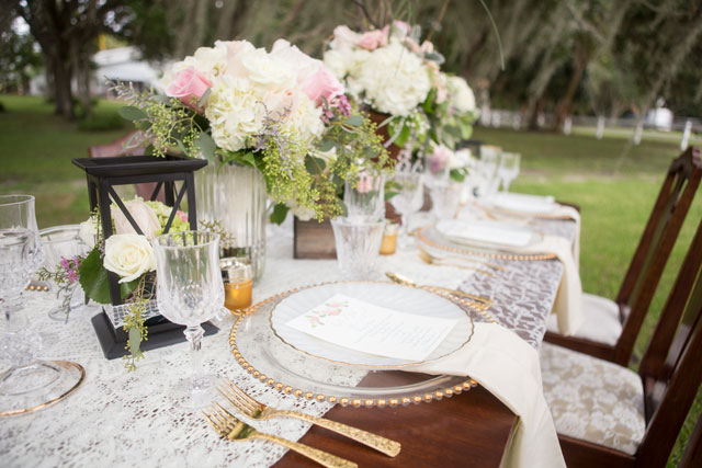 Inspiration for a rustic outdoor wedding in Florida | Harmony Lynn Photography: www.harmonylynnphotography.com