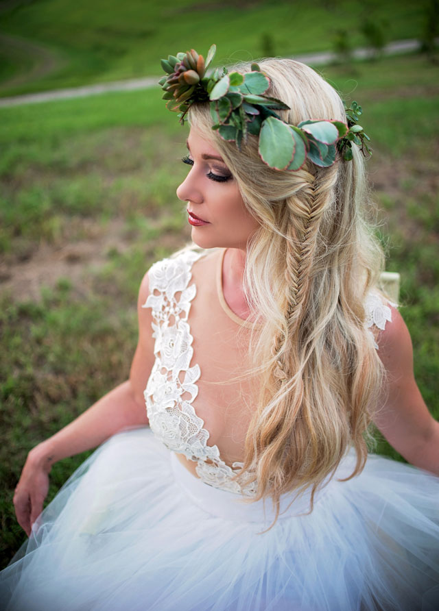 A styled shoot in Sarasota's celery fields inspired by a bohemian dream by Heather Lauren Photography and Bourbon and Blush Events