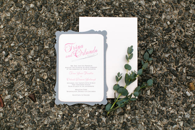 A quiet and intimate garden elopement inspiration shoot in Washington D.C. by Iris Mannings Photography