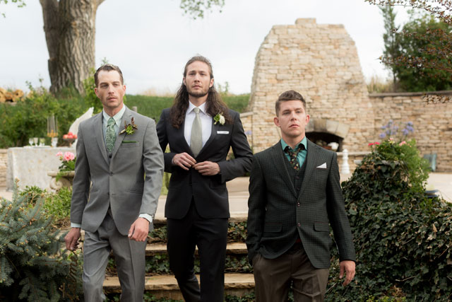 A modern Renaissance wedding styled shoot incorporating Old World indulgences with sophisticated modernistic concepts, all while featuring three gorgeous gown designers, by Irving Photography and La Vie le Gage