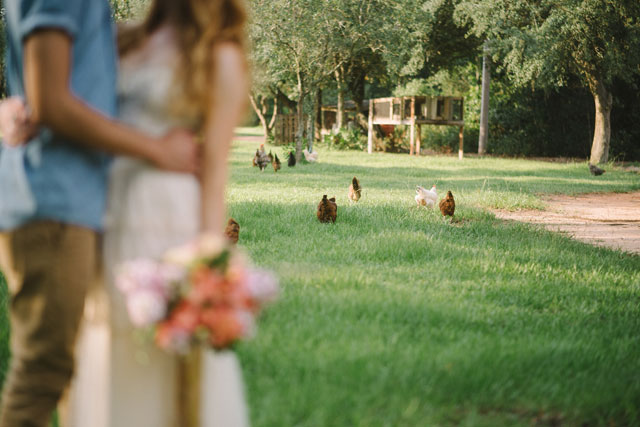 A post-wedding wild hearts love shoot filled with whimsy and natural beauty // photo by Jessi Field Photography: http://www.iamjessifield.com || see more on https://blog.nearlynewlywed.com