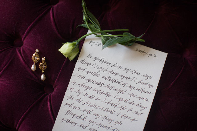 A dark and moody romantic Russian inspired wedding styled shoot with vintage elements and incredible floral designs inspired by Russian literature and fairy tales by Julia Rochelle Photography and City Celebrations