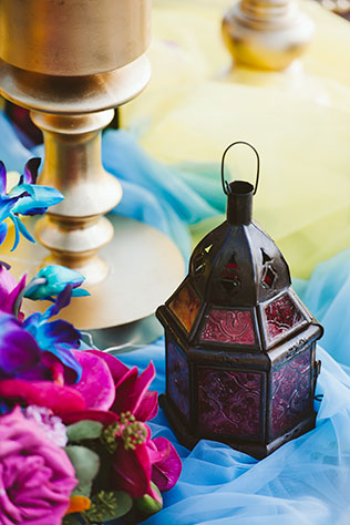 A modern and colorful Moroccan styled shoot highlighting different cultures and exotic decorative elements by Kismis Ink Photography