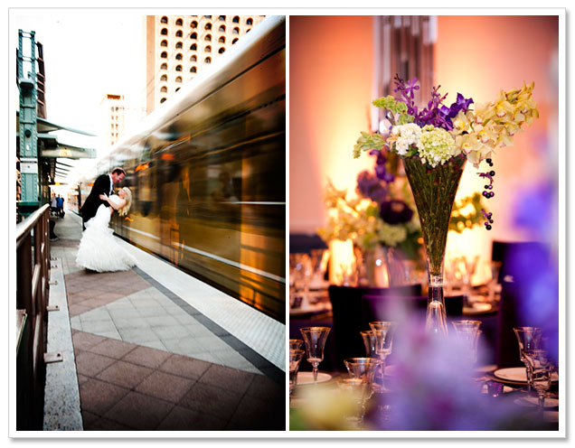 Styled Shoot at Hotel Palomar by Meant2be Events on ArtfullyWed.com