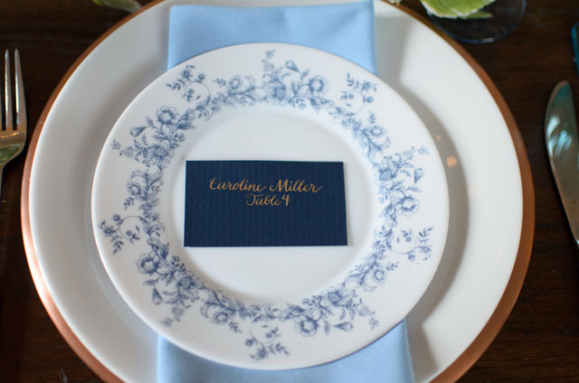 Riverwood Mansion sets the scene for this something blue wedding inspiration shoot by Mandy Liz Photography