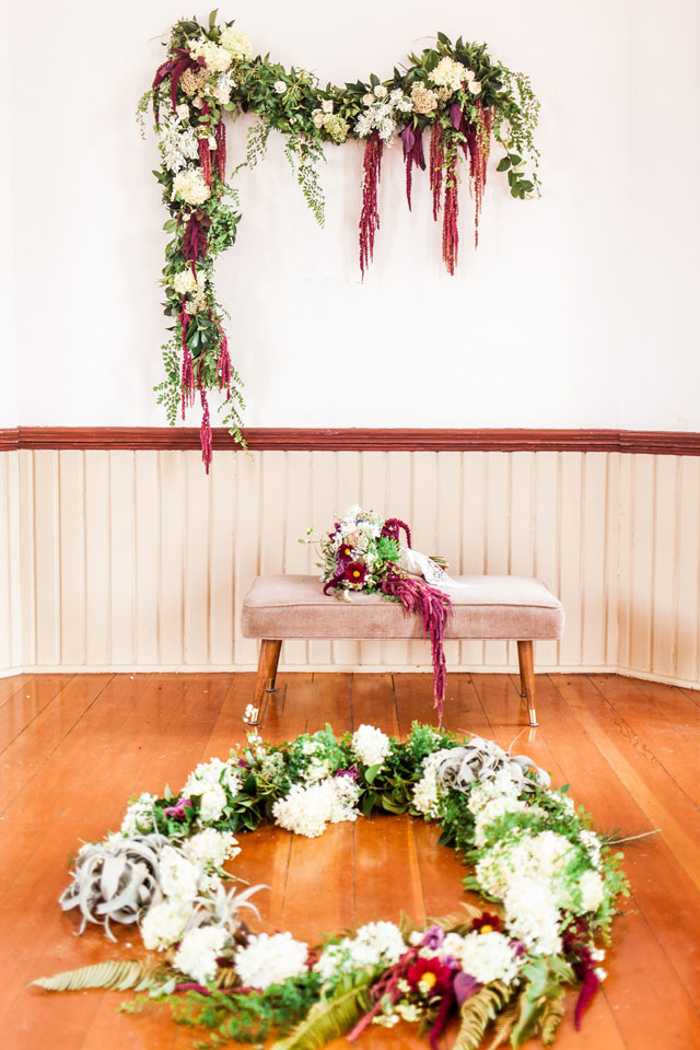 An anniversary styled shoot inspired by an antique church romance | Mylyn Wood Photography