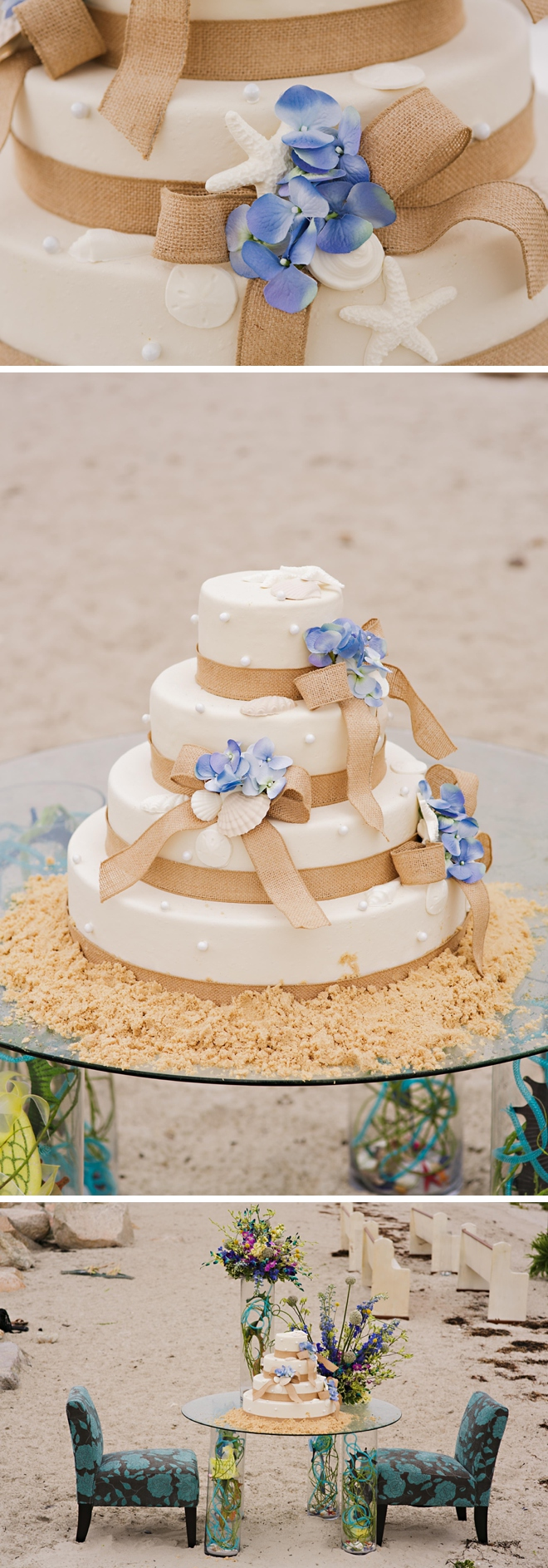 Scituate Beach Wedding Inspiration Shoot by Nicole Chan Photography on ArtfullyWed.com