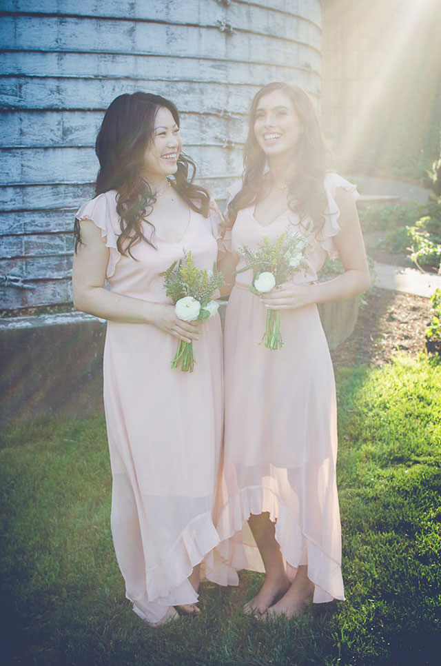 An heirloom inspired romantic wedding styled shoot featuring treasured family pieces and a delicate palette of blush and cream by Rachel Betson Photography