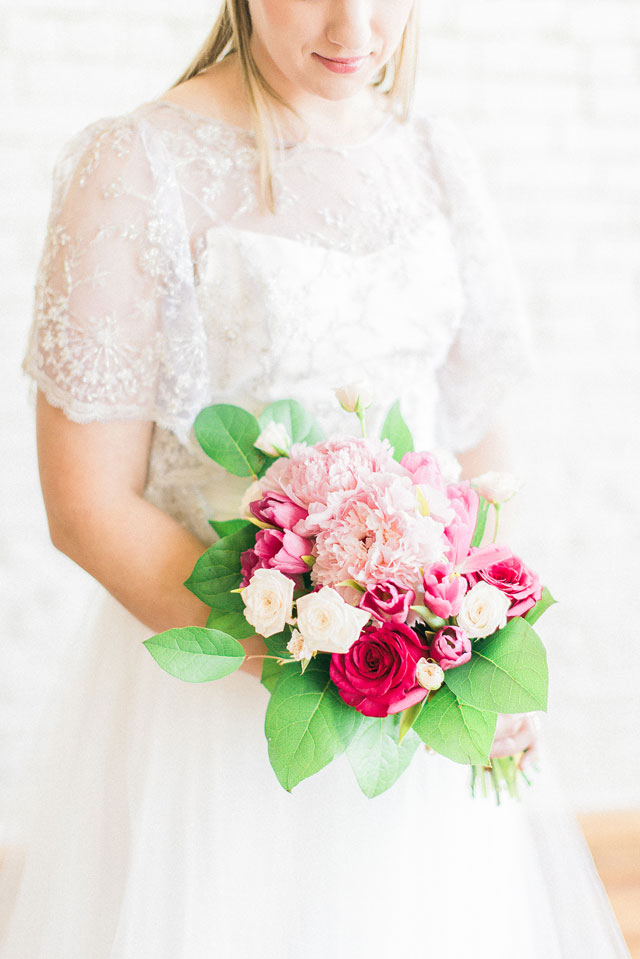 An exquisite and organic Pantone Rose Quartz and Serenity bohemian inspiration shoot by Rachel Marie Photography