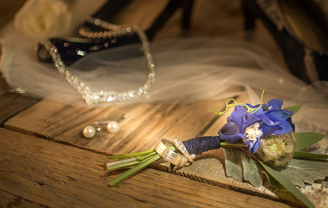 A vintage blue and white wedding styled shoot inspired by fine china patterns by Randy Berger and Emily Katherine Events