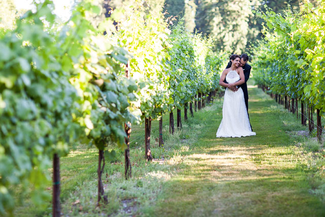 A modern foodie inspired styled shoot in elegant black and white at The Columbia Winery | Rebecca Anne Photography: http://www.RebeccaAnnePhotography.com | Jenny Ostenson Photography: http://www.jennyostensonphotography.com