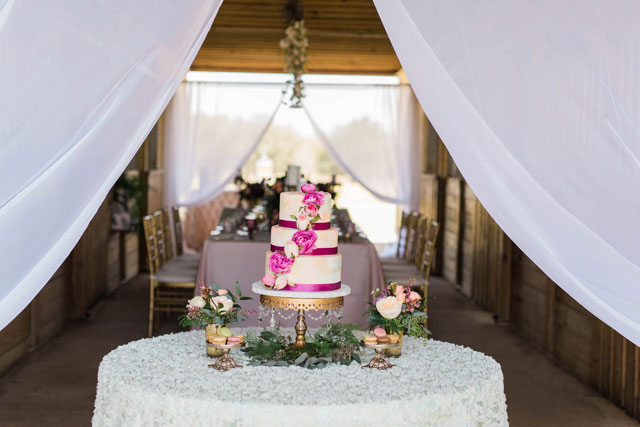 A stunning and enchanting equine sanctuary wedding inspiration shoot in the Florida countryside by Rising Lotus Photography