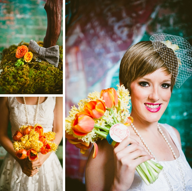 The Sequin Garden Wedding Inspiration by Shaina Sheaff Photography