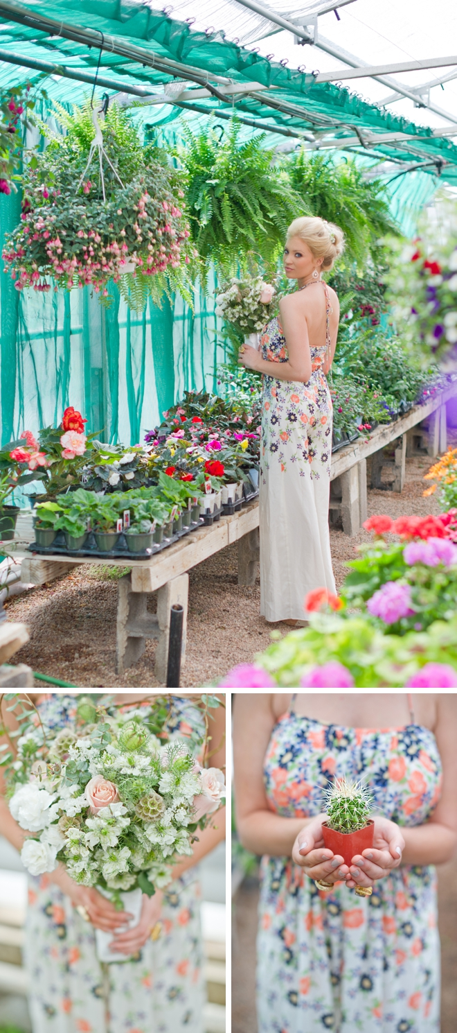 Styled Spring Bridal Portraits by Shalynne Imaging