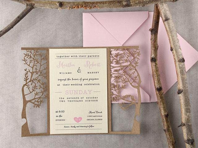 Welcome to the Artfully Wed Shop: 4LovePolkaDots - Handmade Wedding Invitations from Poland: http://4lovepolkadots.com