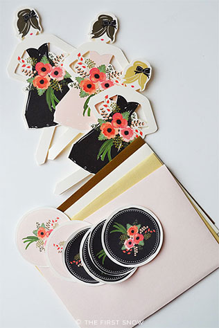 Will You Be My Bridesmaid Cards | 5 Adorable Ways to Propose to Your Bridesmaids