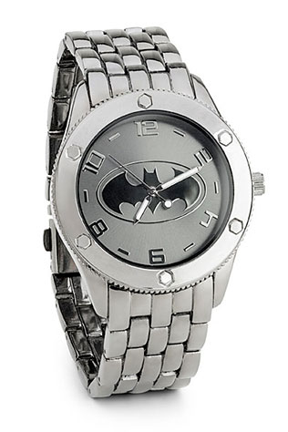 The Batman Chromium Watch | Geeky Gifts for the Groomsmen