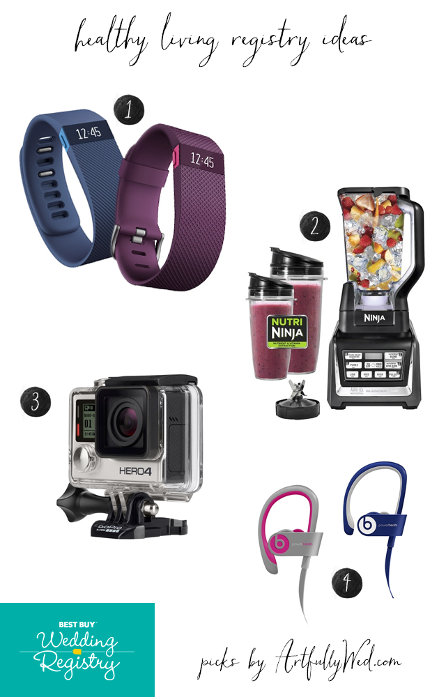 Best Buy Wedding Registry: Say I Do to Healthy Living
