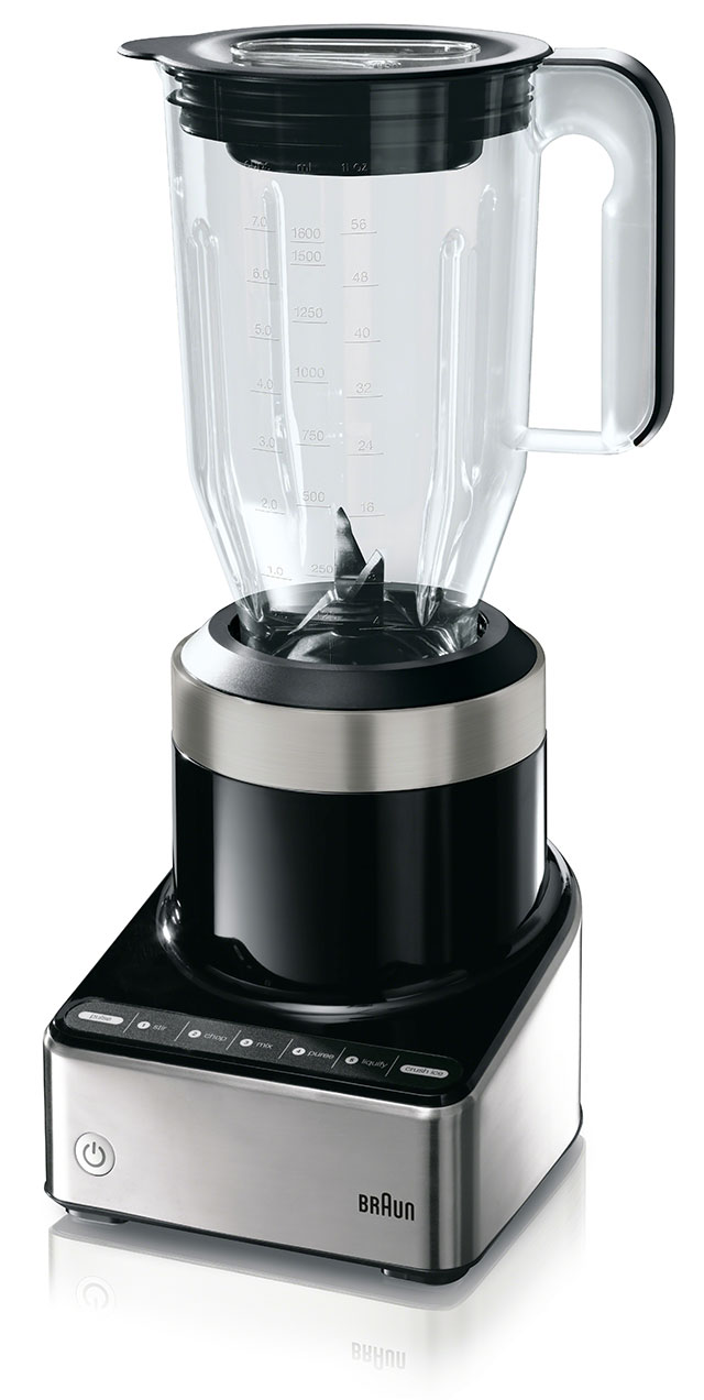 Wedding Registry Essentials for Your Kitchen featuring the Braun PureMix Countertop Blender at The Registry at Bloomingdale's