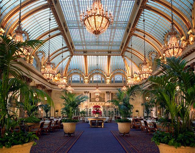 Palace Hotel San Francisco | Unique California Wedding Venues