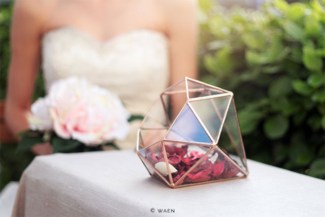 Diamond Jewelry Box by Waen on Etsy | The A to Z Guide to Planning an Etsy Wedding