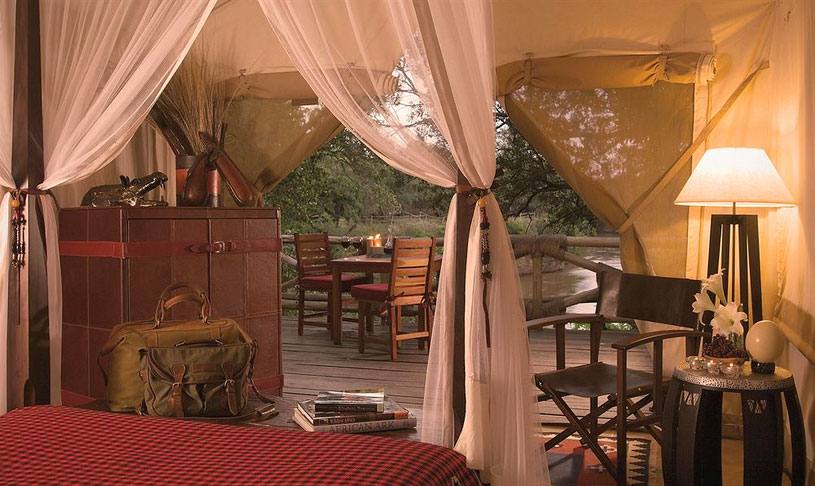 Fairmont Mara Safari Club   Honeymoon in Kenya