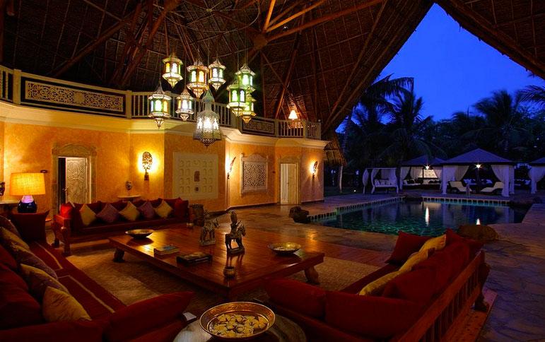Lion in the Sun Hotel   Honeymoon in Kenya