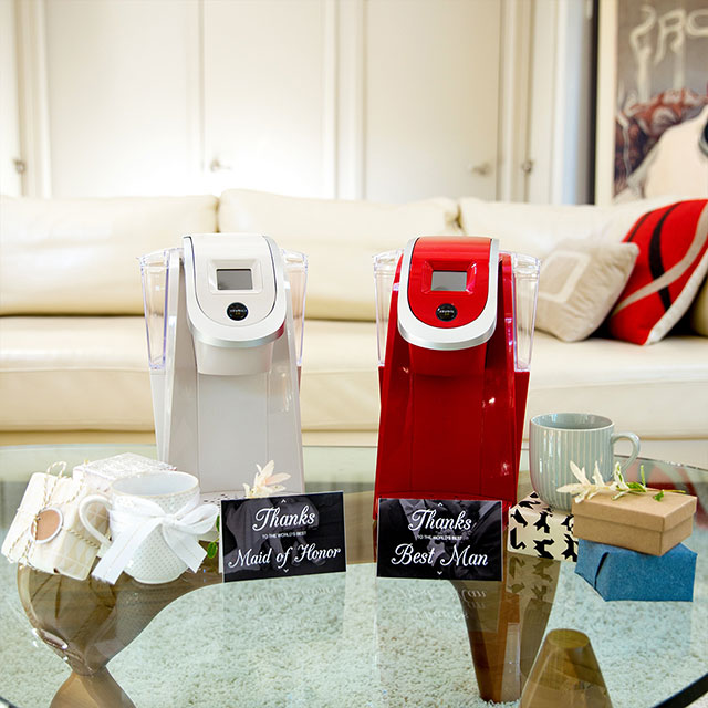 Fall Bridal Brunch Made Easy with Keurig