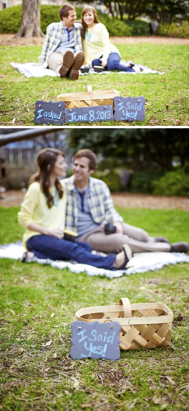 The Game of LIFE Engagement Session by A Dream Within Photography on ArtfullyWed.com