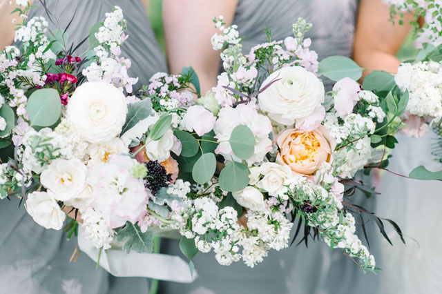 A beautiful Southern spring plantation wedding at Lowndes Grove by Aaron and Jillian Photography